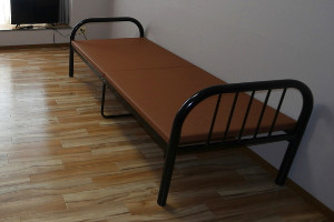Bed without futon