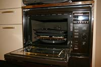 Residence Hane combined oven