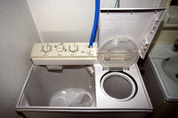 Residence L washing machine