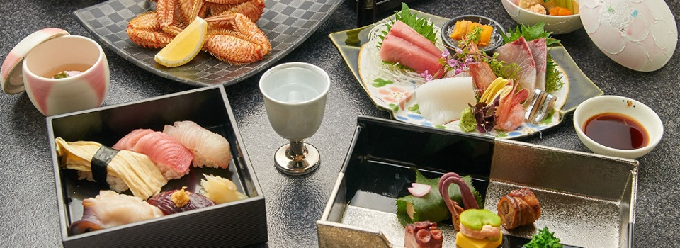 Click here to visit NICE Gourmet Japanese Course special site.